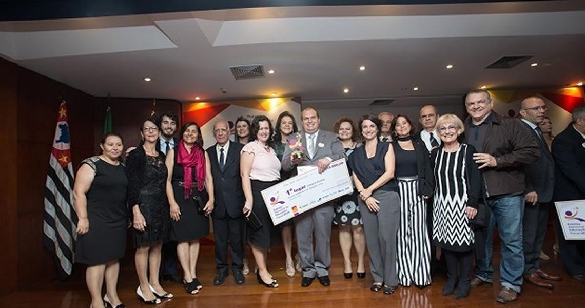 Escola estadual de Leopoldina ganha Prêmio Nacional de Educação Fiscal