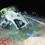 Caminhoneiro morre em acidente na MGC-393 em Volta Grande