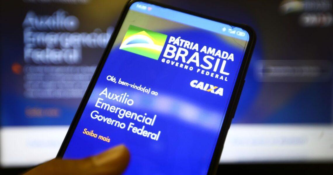 Nova rodada do auxílio emergencial começa a ser paga nesta terça (6)
