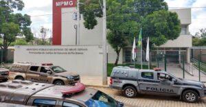 Ministério Público faz operações para desarticular organizações criminosas