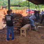Polícia Civil incinera mais de 160 kg de drogas apreendidas na região de Leopoldina