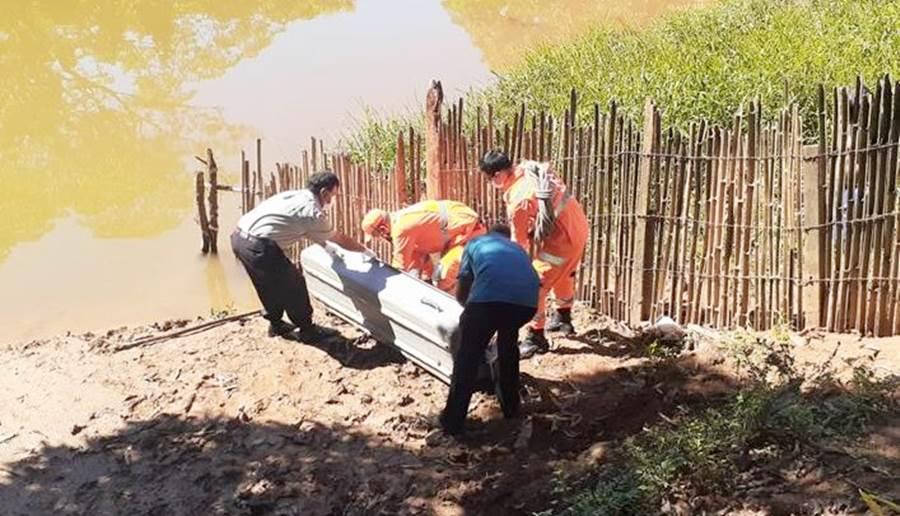 Corpo de homem é encontrado amarrado no rio Muriaé