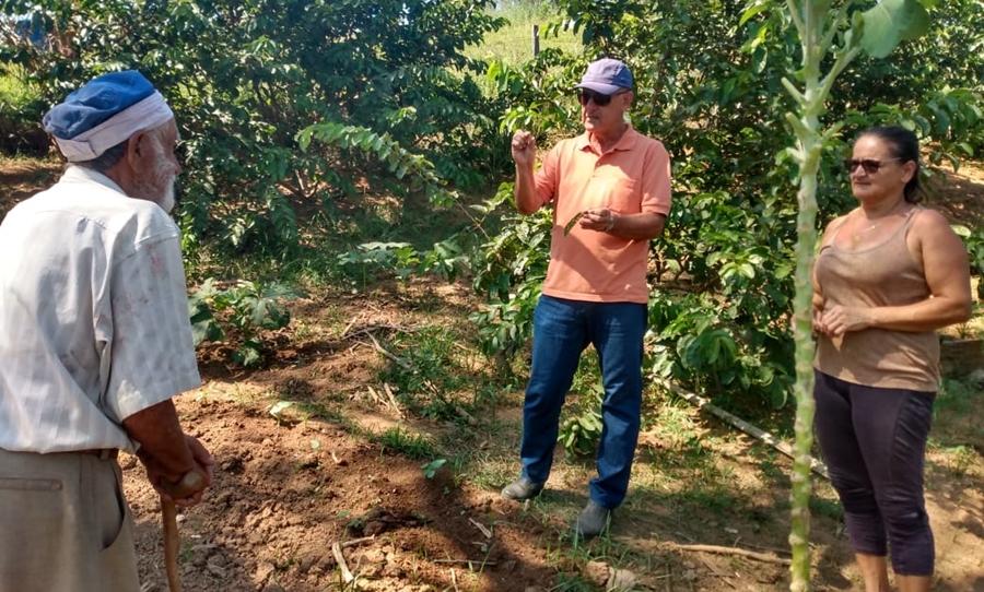 Aqui de Leopoldina: Trabalho de Incentivo à Agroindústria de Alimentos