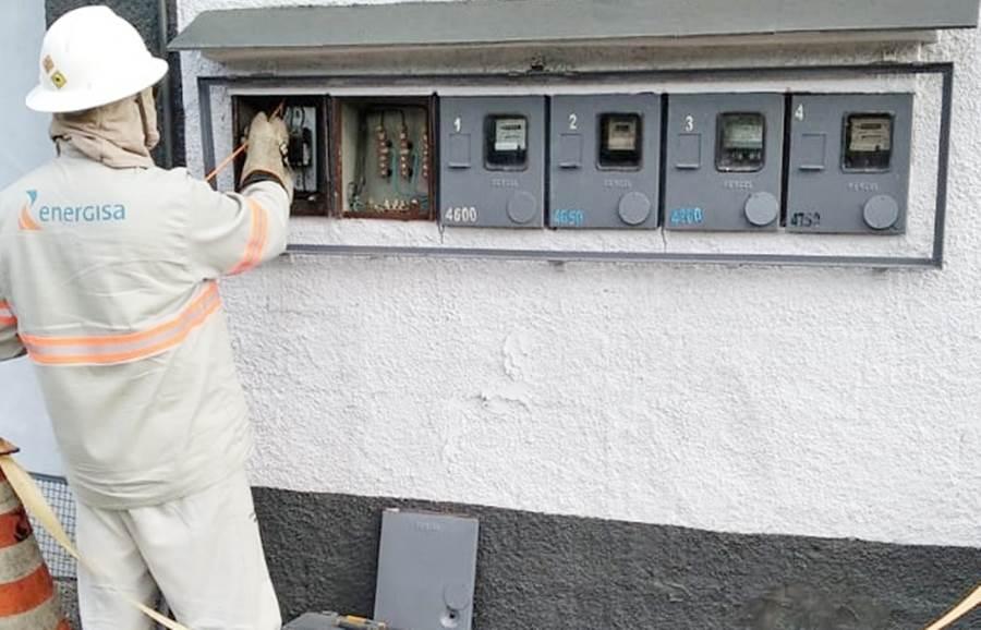 Ações de combate ao furto de energia recuperam o equivalente ao consumo de 3.700 famílias em um mês