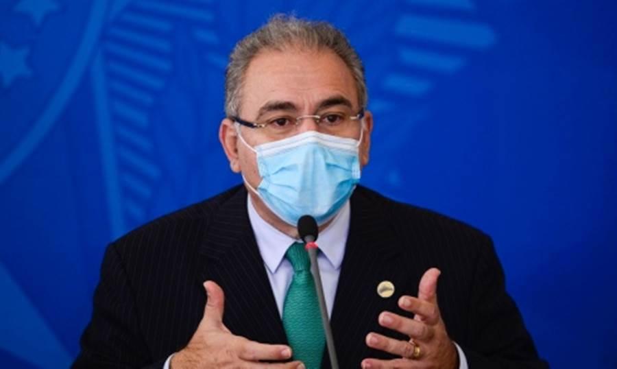 Ministro da Saúde promete 15,5 milhões de doses de vacina da Pfizer até junho