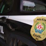 Polícia Civil prende homem suspeito de estupro em Santa Rita de Minas