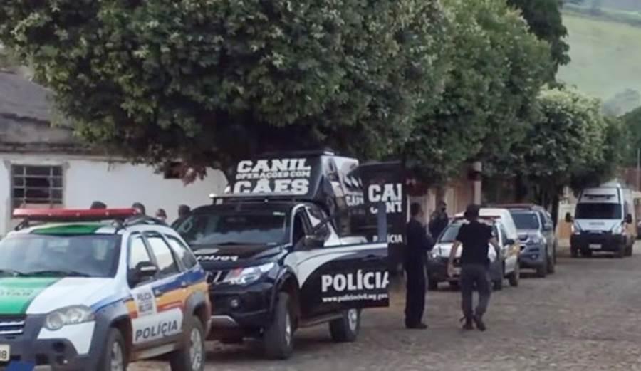 Operações prendem 30 pessoas suspeitas de ligação com organizações criminosas